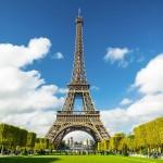 Tra principali attrazioni del mondo spicca la Torre Eiffel