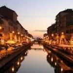 Milano e la zona dei Navigli