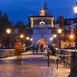 Roma: a Ponte Milvio la movida della capitale