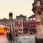 3 giorni a Valladolid, Spagna