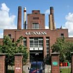La fabbrica della Guinness a Dublino