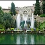 Villa d' Este a Tivoli