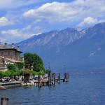 Il lago di Garda in barca a vela