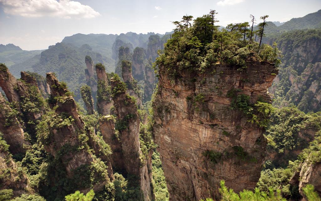 Mountain Wulingyuan