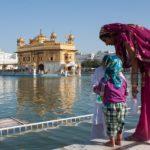 Tempio d'Oro di Amritsar, India
