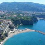 Boom di turisti per la costiera sorrentina