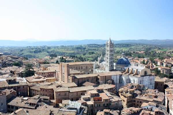 Vacanze Siena