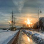 San Pietroburgo e il suo clima