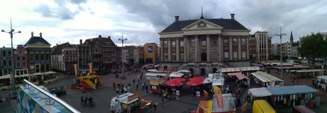 Grote Markt a Groninga