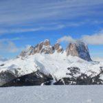 Sulla neve in Trentino: Marileva e Canazei