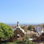 Il parco modernista di Barcellona: Parc Guell