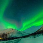 Ammira l'aurora boreale da casa #iorestoacasa
