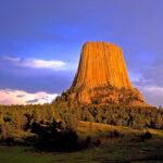 La Torre del Diavolo: un gigantesco pilastro nel Wyoming